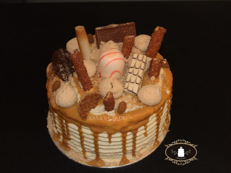 Verjaardagstaart Anna's Cakes