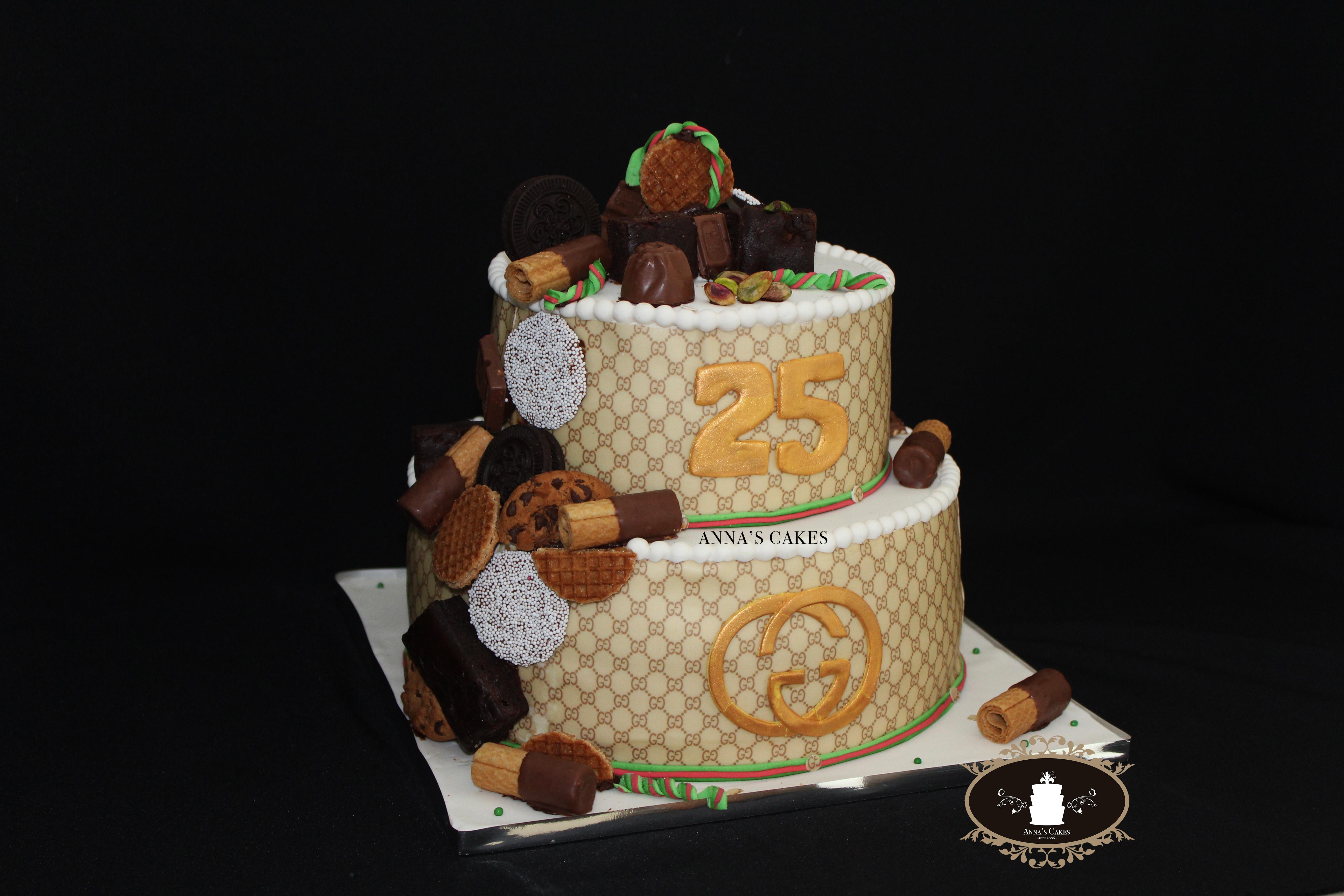 gucci taart Speciale taarten kopen bij Anna's Cakes in Enschede gucci taart